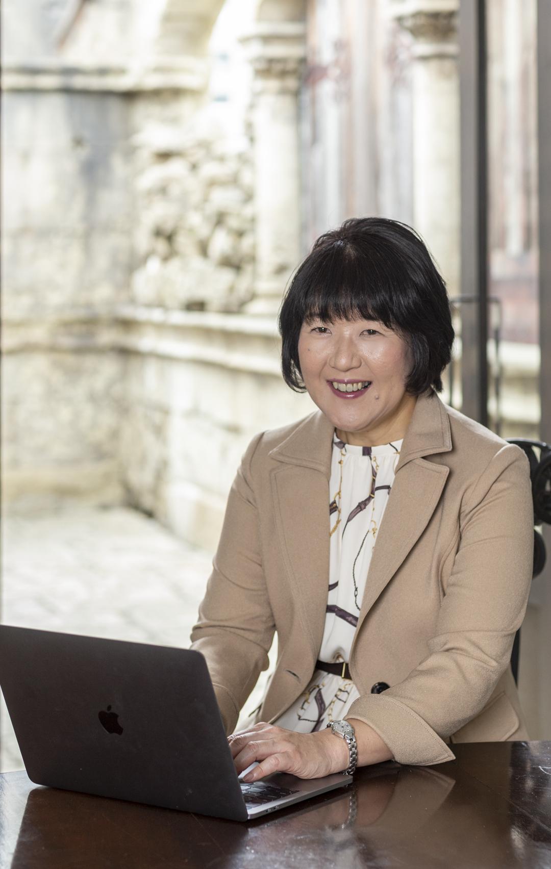 代表取締役社長 浅川純子